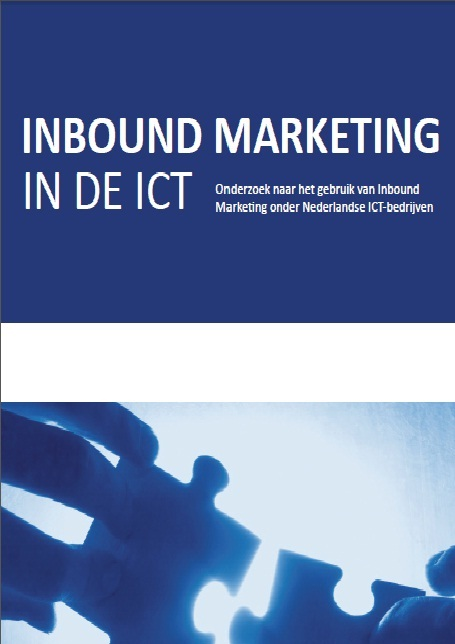 onderzoeksrapport inbound marketing in de ict